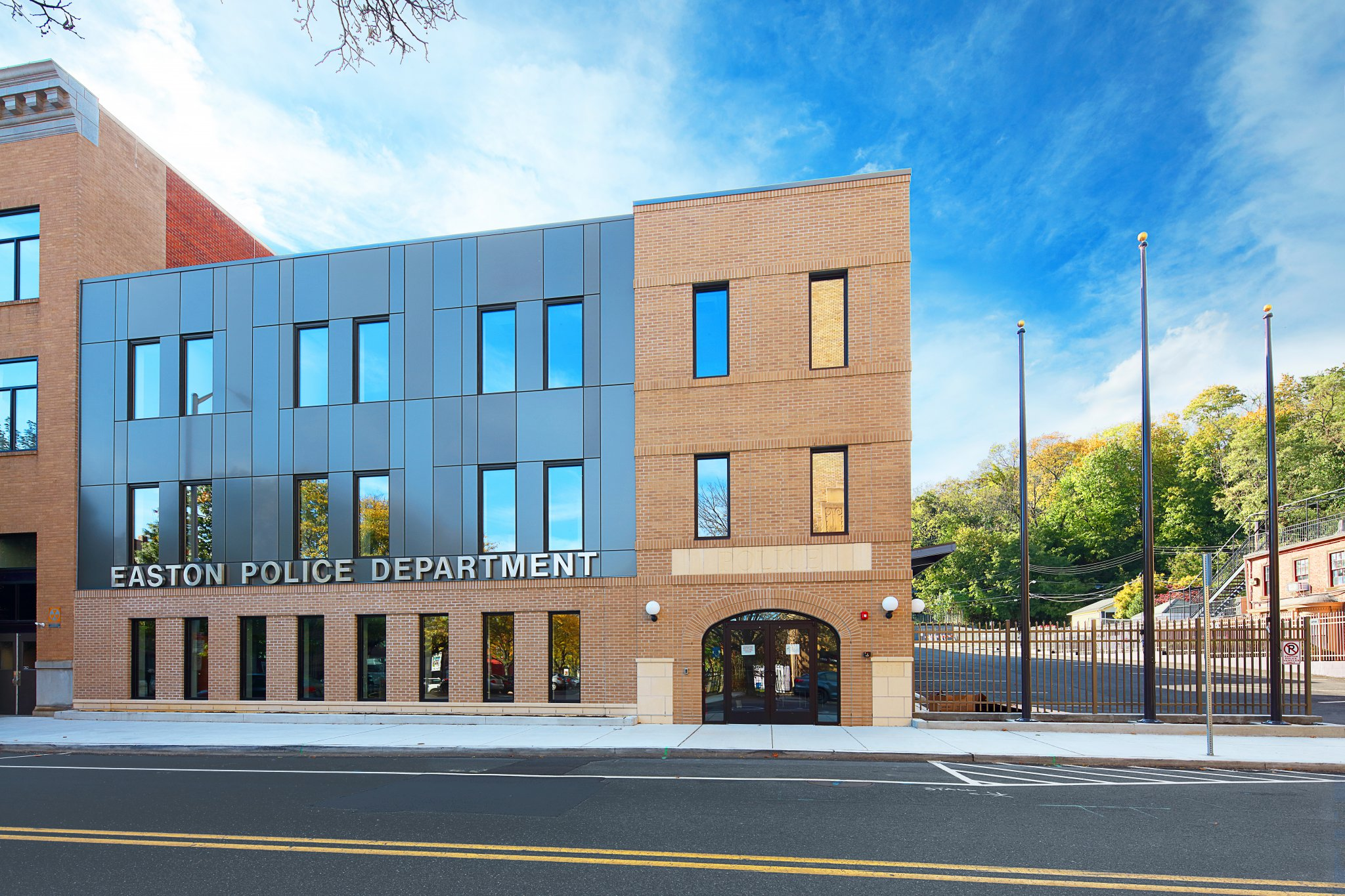 easton police station